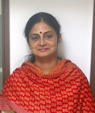 A photo of Dr. Shoba Rajagopal Krishnakumar